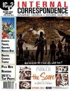 Internal Correspondence #78 (Comics and Graphic Novels, Movies & TV)