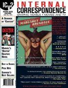 Internal Correspondence #83 (Complete)