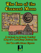 Inn of the Crescent Moon VTT Map