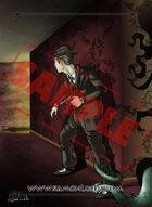 Image - Stock Art - Stock Illustration - Alien cthulhu-Scary House