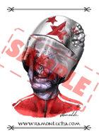 Image - Stock Art - Stock Illustration - Zombie - Race driver