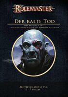 Rolemaster - Der kalte Tod