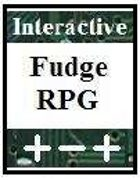 Fudge RPG: Interactive Version