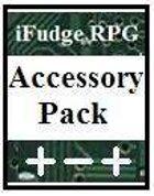 iFudge RPG: Accessory Pack