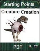 Starting Points: Creature Creation