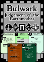 Bulwark: Judgement of the Earthmother [BUNDLE]