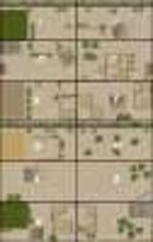 Compounds Maps #1 Afghanistan Series  for All Modern Skirmish Games Rules