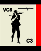 Counters VIETCONG Local Force  for Vietnam Serie