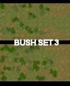 VN Bush / Scrub Maps Set 3 Vietnam Serie for all Modern Skirmish Games Rules