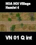 VN Hamlet 4 Map  VIETNAM Serie  for all Modern Skirmish Games Rules