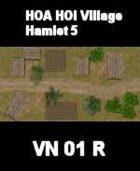 VN Hamlet 5 Map  VIETNAM Serie  for all Modern Skirmish Games Rules