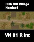 VN Hamlet 6 Map  VIETNAM Serie  for all Modern Skirmish Games Rules