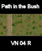 VN Bush/Path Map # 4 Vietnam Serie for all Modern Skirmish Games Rules