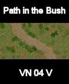 VN Bush/Path Map # 8 Vietnam Serie for all Modern Skirmish Games Rules