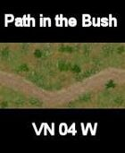 VN Bush/Path Map # 9 Vietnam Serie for all Modern Skirmish Games Rules