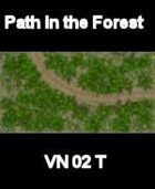 VN Forest/Path Map # 3 Vietnam Serie for all Modern Skirmish Games Rules