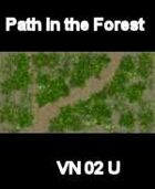 VN Forest/Path Map # 4 Vietnam Serie for all Modern Skirmish Games Rules