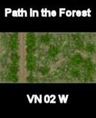 VN Forest/Path Map # 6 Vietnam Serie for all Modern Skirmish Games Rules