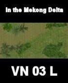 Swamp Map # 4 Vietnam Series for all Modern Skirmish Games Rules