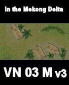 Swamp Map # 5.3 Vietnam Series for all Modern Skirmish Games Rules