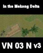 Swamp Map # 6.3 Vietnam Series for all Modern Skirmish Games Rules
