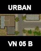 URBAN #3 Map Vietnam Series for all Modern Skirmish Games Rules