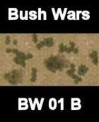 Bush Map#2 BUSH WARS Series for all Modern Skirmish Games Rules