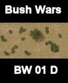 Bush Map#4 BUSH WARS Series for all Modern Skirmish Games Rules