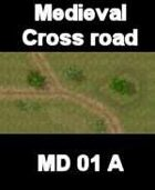 The Crossroads MEDIEVAL Series for all Skirmish Games Rules