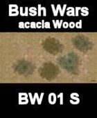 Bush Wood Map#1 BUSH WARS Series for all Modern Skirmish Games Rules