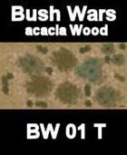 Bush Wood Map#2 BUSH WARS Series for all Modern Skirmish Games Rules