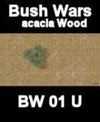 Bush Wood Map#3 BUSH WARS Series for all Modern Skirmish Games Rules