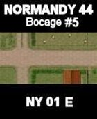 Bocage/Road Map #5 NORMANDY 44 Series for all WW2 Skirmish Games Rules