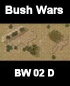 Bush / Track Map#4 BUSH WARS Series for all Modern Skirmish Games Rules