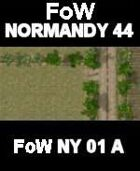 FoW map#1 / NORMANDY 44  FoW Series