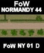 FoW map#4 / NORMANDY 44  FoW Series