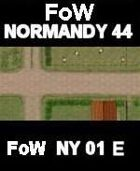 FoW map#5 / NORMANDY 44  FoW Series