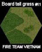 FTV Board elephant grass #11 for Fire Team Vietnam