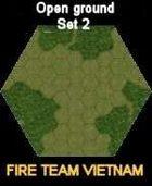 FTV Boards Open Ground SET #2 for Fire Team Vietnam