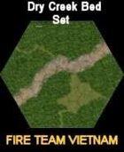 FTV Boards Dry Creek Bed SET for Fire Team Vietnam