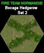 FTN Bocage Hedgerow SET#2 for Fire Team NORMANDIE