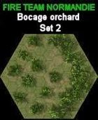 FTN Bocage Orchard SET#2 for Fire Team NORMANDIE