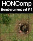 HONComp Bombardment Set #1