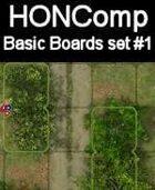 HONComp Basic Boards Set #1