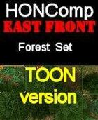 HONComp EAST FRONT Forest Set Toon Version