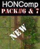 HONComp NEW Pack#6 & #7