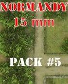 NORMANDY 15mm Pack#5