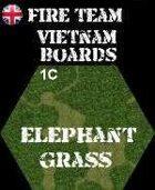 FIRE TEAM: VIETNAM Series 1 Elephant Grass Boards