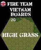 FIRE TEAM: VIETNAM Series 2 / 6 / 7 Tall Grass & Half Boards