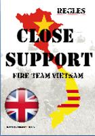 FIRE TEAM: VIETNAM Rules Close Support